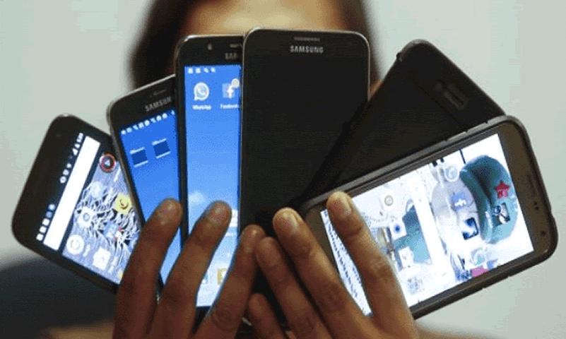 robo celulares