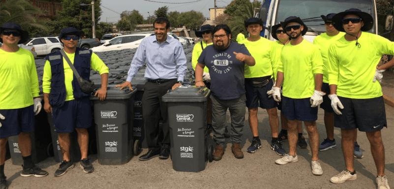 contenediores de basura