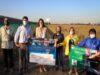 Entregan terreno para acopio de materiales de recliclaje en Maipú