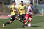 Diego Fuentes y Deportes Valdivia cayeron en La Pintana